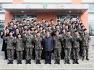 유남석 재판소장, 국군 장병 위문