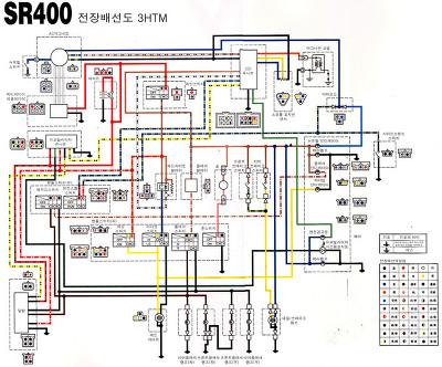 Wiring Diagram Yamaha Sr 500 | Wiring Diagrams on