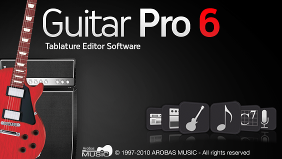 Guitar pro 6 compatible con mountain lion + crack