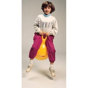 짐닉볼 형태로 된 스프링볼은 앉아서 타고 다닐 수 있는 교구 유아체육교구/학교체육용품/스포츠용품 스프링볼 제품 소개