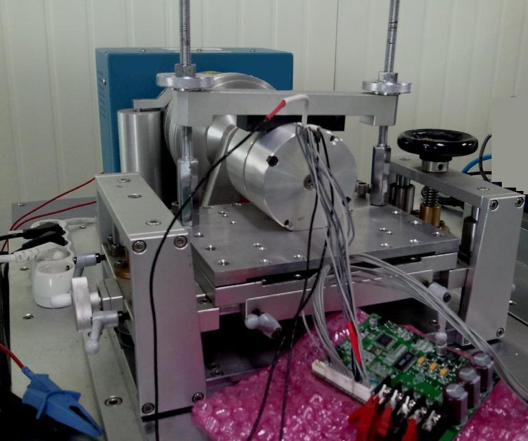 Smart testing dynamometer Electric motor dynamometer testing