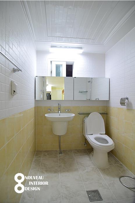 수원 화서동 일동 빌라 욕실 리모델링 [로맨틱욕실인테리어 ...