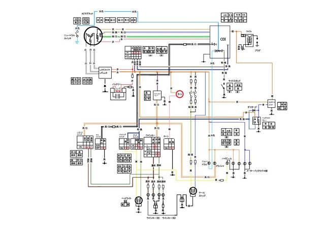 yamaha sr400 wiring diagram yamaha outboard wiring diagram gauges