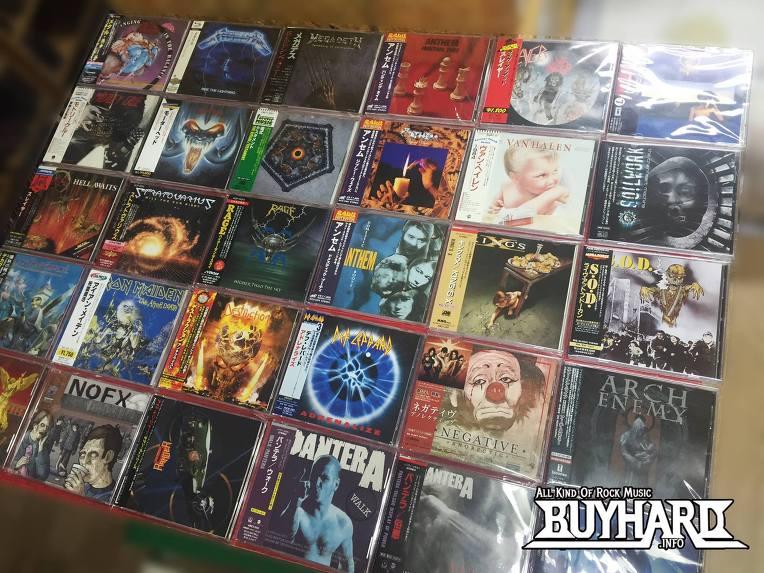 바이하드 중고 음반 CD 파트! 대거 보강중!  www.buyhard.info
