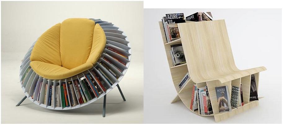 굿 아이디어 - 하나뿐인 아이디어 의자 / 의자 디자인 상품들