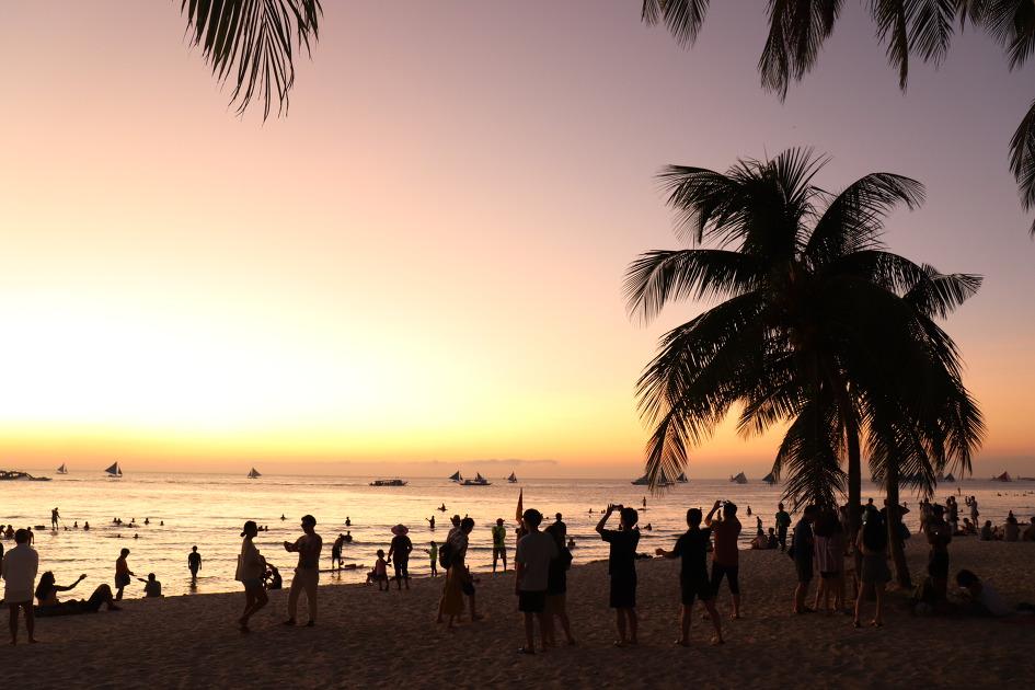 필리핀 보라카이 여행(화이트 비치)