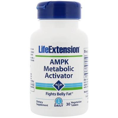 AMPK Metabolic Activator / 활력 노화방지  Life Extension