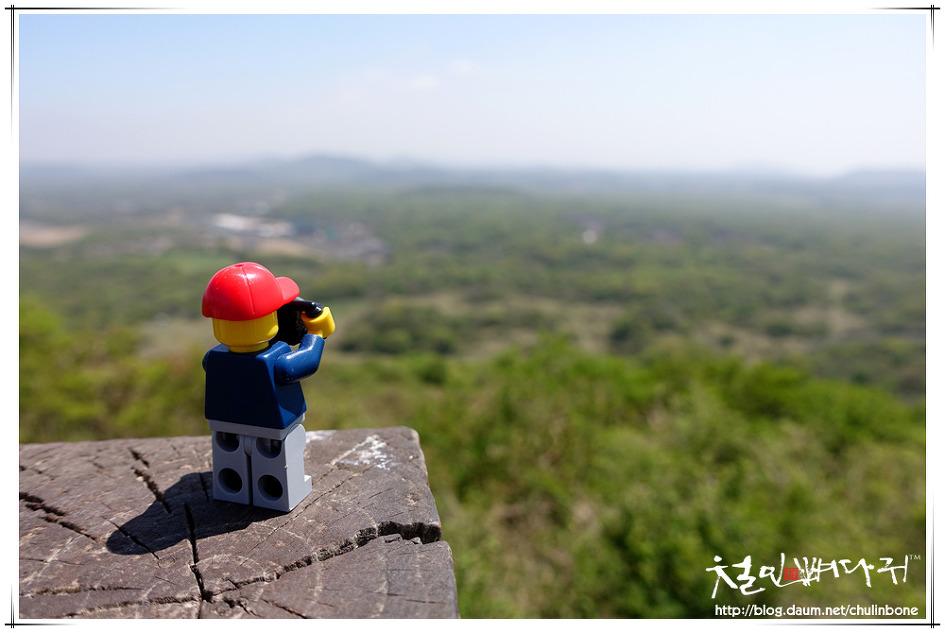 [레고사진사] 교래자연휴양림. 큰지그리오름 정상