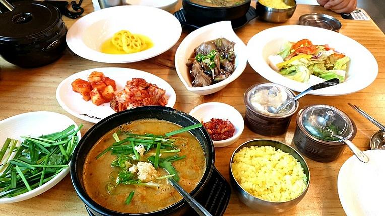 [보라매맛집] 보라매역 추오정남원추어탕
