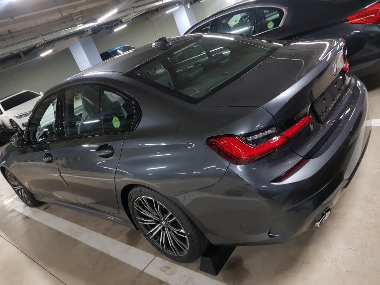 2019 G20 320D M Inno-pre 패키지 구매후 운행기